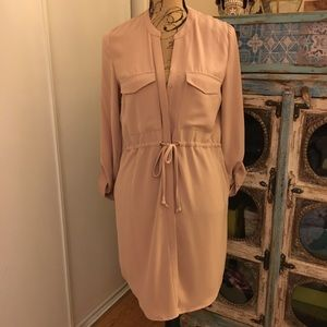 Nude Shirtdress by In Style from Nordstrom M